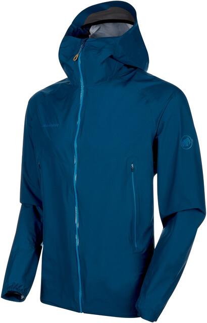 Mammut Klettergurt Alpine Light : Mammut masao light hs hooded jacket men poseidon campz